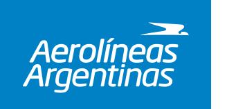Marca de Aerolíneas Argentinas